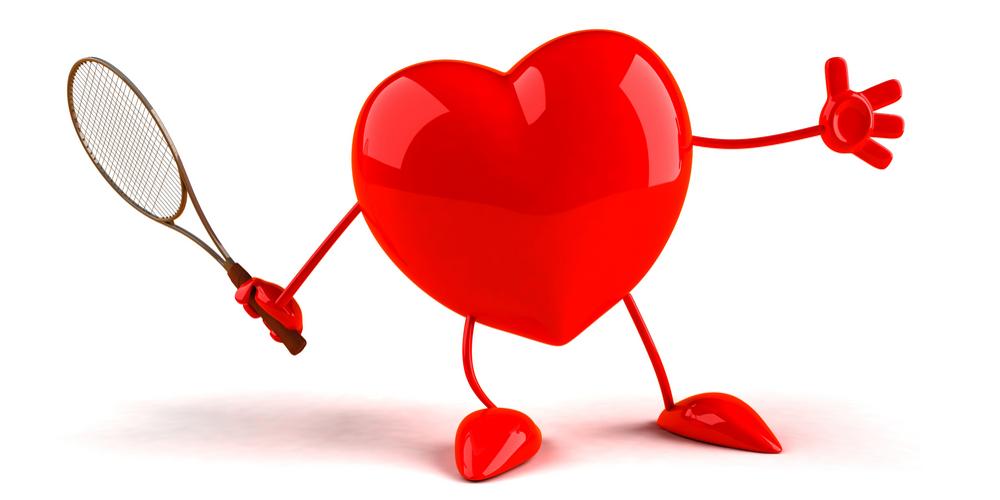 HeartPlayingTennis